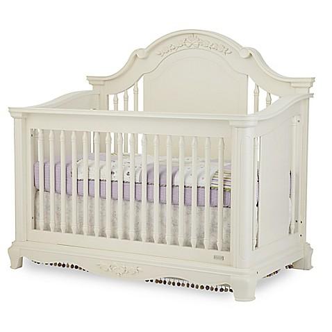 Bassettbabyu0026reg; PREMIER Addison 4 In 1 Convertible Crib In Pearl White