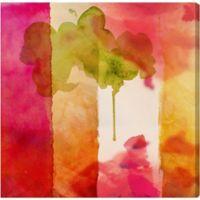 Oliver Gal Artist Co. Amber Velvet Canvas Wall Art