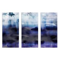 Oliver Gal Artist Co. Agitato Triptych 3-Piece Canvas Wall Art