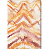 Oliver Gal Wild Sun Ray Canvas Wall Art