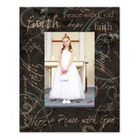 Faith in God Digitally Printed Canvas Wall Art