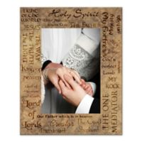 God is My Father Digitally Printed Canvas Wall Art