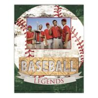 Baseball Legends Canvas Wall Art