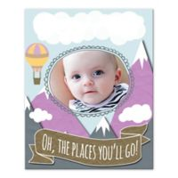 """Oh, The Places You'll Go!"" Canvas Wall Art"