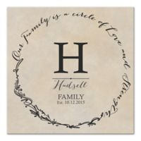 Family Circle Decorative Wall Art