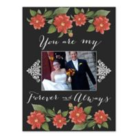 Forever and Always Canvas Wall Art