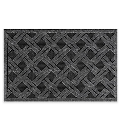 Mohawk Home 30 Inch X 18 Inch Interlock Weave Recycled