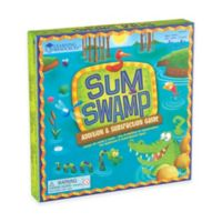 Learning Resources® Sum Swamp™ Addition & Subtraction Game