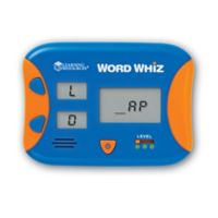 Learning Resources Word Whiz Electronic Flash Card™