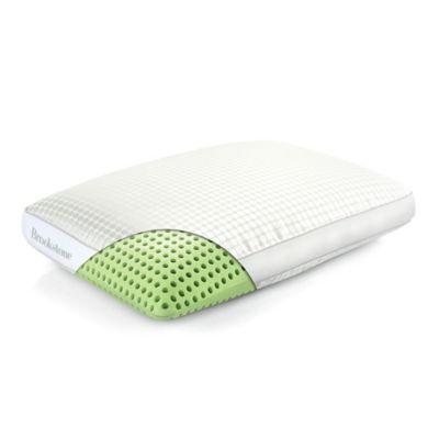 biosense cool air pillow in white - Air Mattress Bed Bath And Beyond