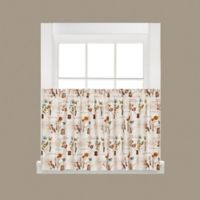 Le Jardin 24-Inch Kitchen Window Curtain Tiers in Cream
