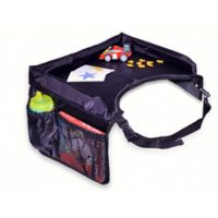 Star Kids Snack & Play® Travel Tray in Black
