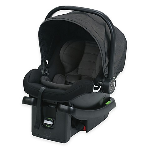 baby jogger city go infant car seat in charcoal buybuy baby. Black Bedroom Furniture Sets. Home Design Ideas