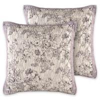 Davis European Pillow Sham in Taupe
