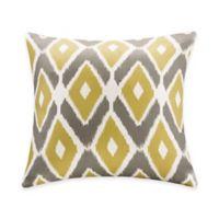 Madison Park Ashlin Throw Pillow in Yellow