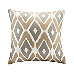 Madison Park Ashlin Throw Pillow in Taupe