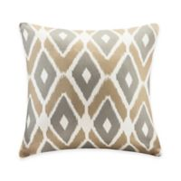 Madison Park Ashlin Throw Pillow in Taupe