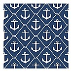 WallPops!® NuWallpaper™ Sail Peel & Stick Wallpaper in Navy Blue