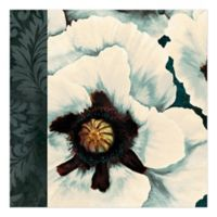 Pied Piper Creative Beautiful Blooms 24-Inch x 24-Inch Canvas Wall Art
