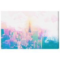 Oliver Gal Artist Co. Wonders of New York Canvas Wall Art