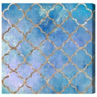 Oliver Gal Artist Co. Volare Blu Canvas Wall Art