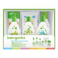 Babyganics® Baby-Safe World Essentials Gift Set