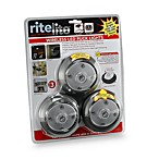 LED Puck Lights with Sensor (Set of 3)