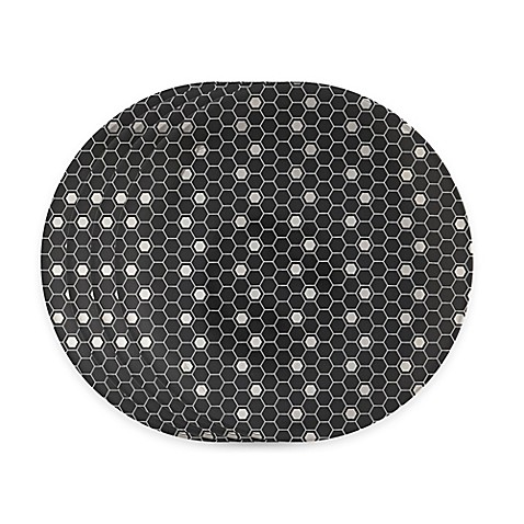 Buy auratic octavin canape plates set of 4 from bed bath for Canape plate sets