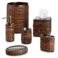 Retreat Boutique Tissue Box Cover in Wicker