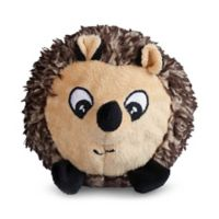 Hedgehog Faball Dog Toy in Brown