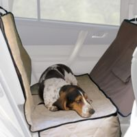 Deluxe Large Car Seat Saver in Tan
