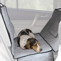 Deluxe Large Car Seat Saver in Grey