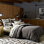 ED Ellen DeGeneres Mombasa Full/Queen Duvet Cover in Charcoal
