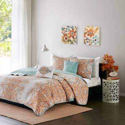 Intelligent Design Minet Coverlet Set Bed Bath Amp Beyond