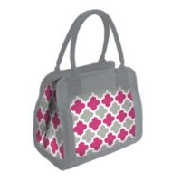 Fit & Fresh® Carolina Insulated Lunch Bag with Ice Pack in Fuchsia