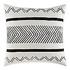 ED Ellen DeGeneres Mombasa European Pillow Sham in White