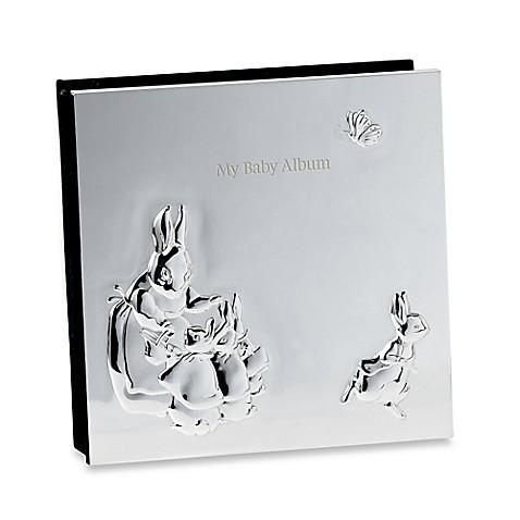 Photo Album in Silver