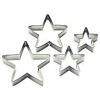 Wilton® 4-Piece Nesting Star Cookie Cutters