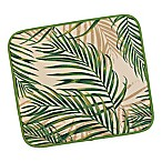16-Inch x 18-Inch Palm Fronds Dish Drying Mat in Green