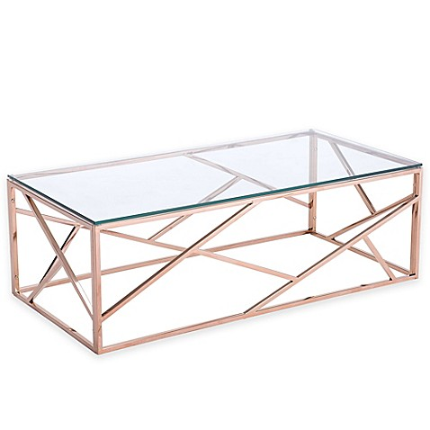 Zuo Cage Coffee Table Bed Bath amp Beyond