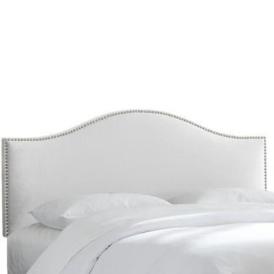 Skyline Furniture Hinsdale Queen Headboard in Premier White - Buy White Queen Headboard From Bed Bath & Beyond