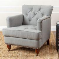 Abbyson Living® Misha Chair in Gray