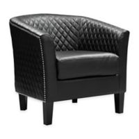 Pulaski Casino Midnight Dining Chair in Black