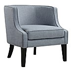 Pulaski Brianne Tide Upholstered Arm Chair in Blue