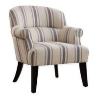 Pulaski Cambridge Seaside Upholstered Arm Chair