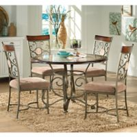 Steve Silver Co. Thompson 5-Piece Dining Set in Cherry