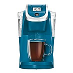 Keurig® 2.0 K250 Plus Series Coffee Brewing System in Peacock Blue