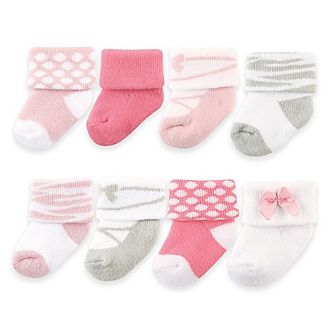 Luvable Friends® Fashion Socks for Baby