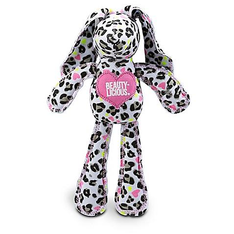 ... American Bear Co. 8-Inch Penny Jersey Bunny Squeaker - buybuy BABY