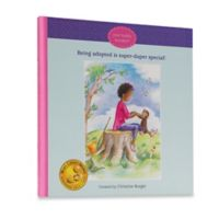 """Your Buddy Boodles™ """"Being adopted is super-duper special"""" by Christine Burger"""